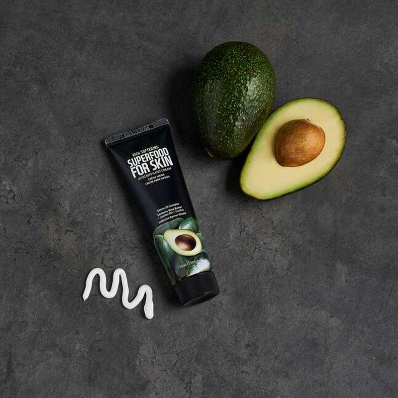 Kem Dưỡng Tay Farmskin Quả Bơ Làm Mềm Mịn Da Superfood For Skin Hand Cream – Avocado