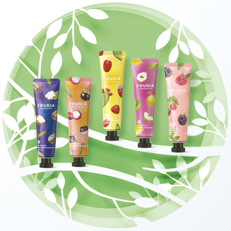 Kem Dưỡng Tay FRUDIA My Orchard Hand Cream Rich Hydration 30ml