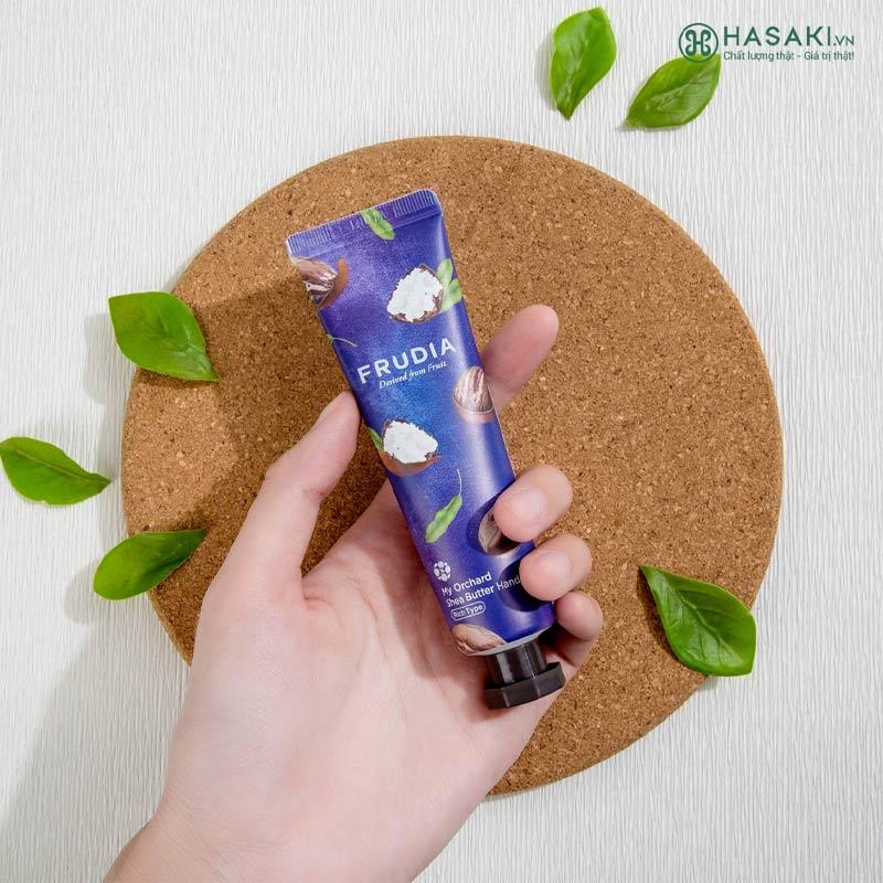 Kem Dưỡng Tay FRUDIA My Orchard Hand Cream Rich Hydration