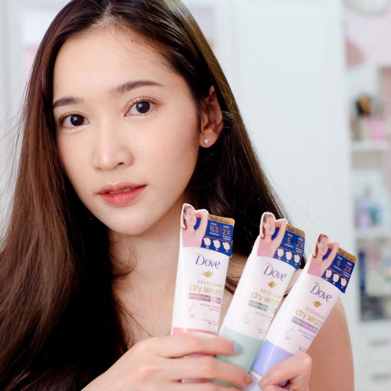 Kem Khử Mùi Dove Collagen 50ml