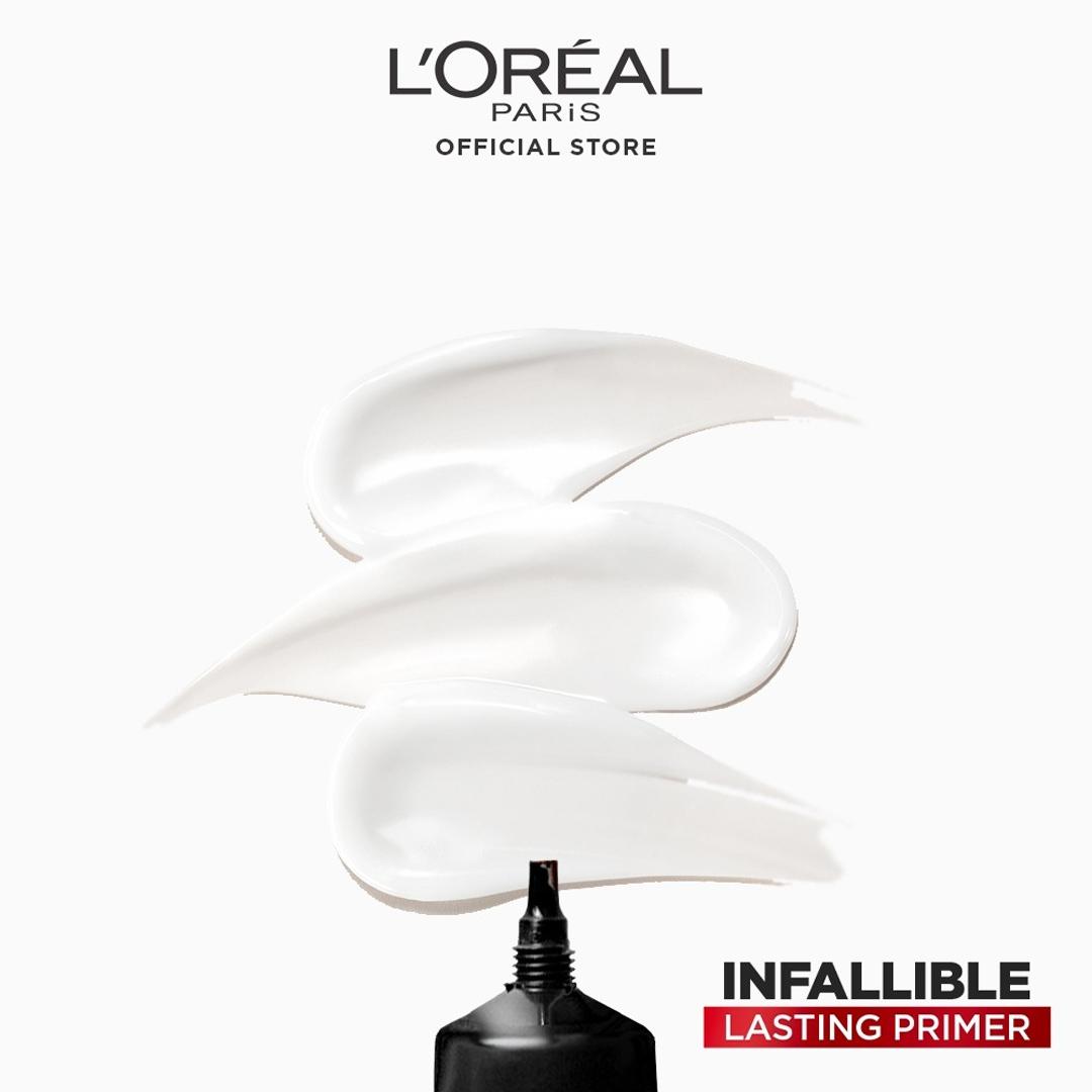 Kết cấu Kem Lót L'Oréal Infallible Kiềm Dầu Bền Màu Lâu Trôi 30ml