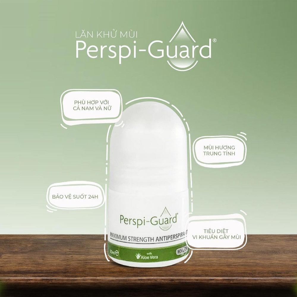 Lăn Ngăn Mồ Hôi Perspi-Guard Hiệu Quả Tối Ưu 30ml