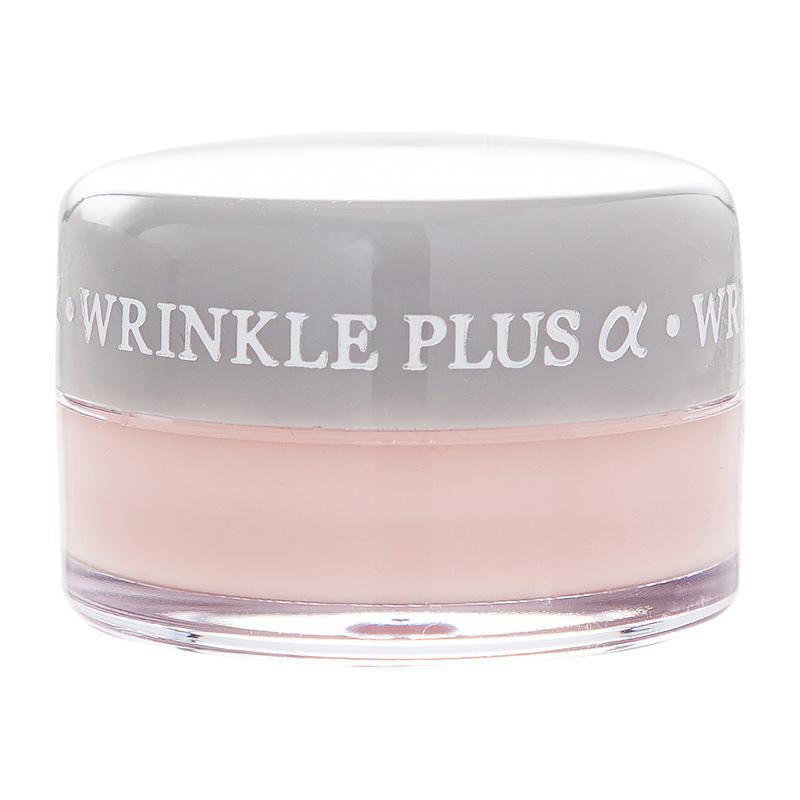 Lót Dưỡng Môi Naris Cosmetics Wrinkle Plus Alpha Clear Lip Base 10g