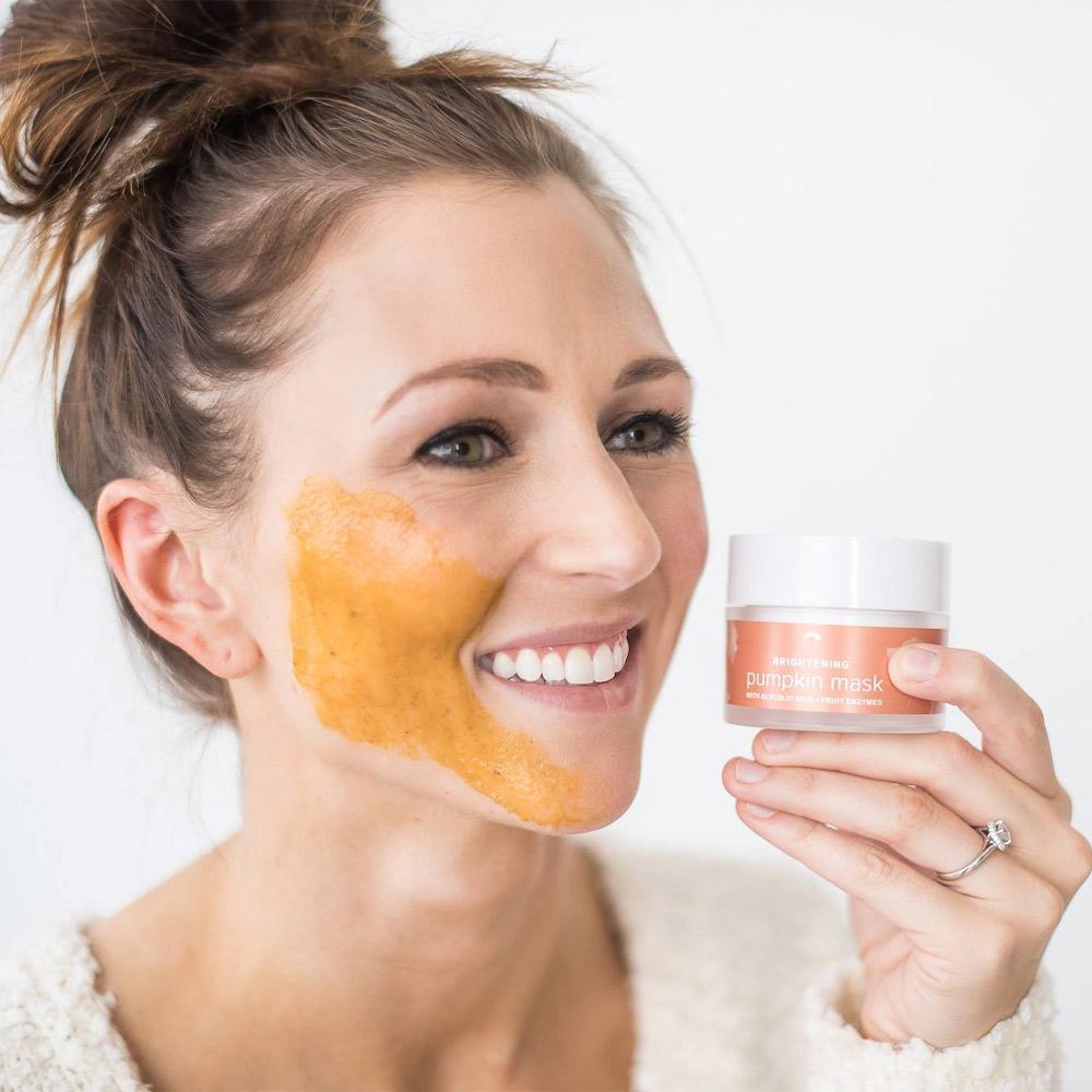 Mặt Nạ Cosmedica Brightening Pumpkin Mask 50g