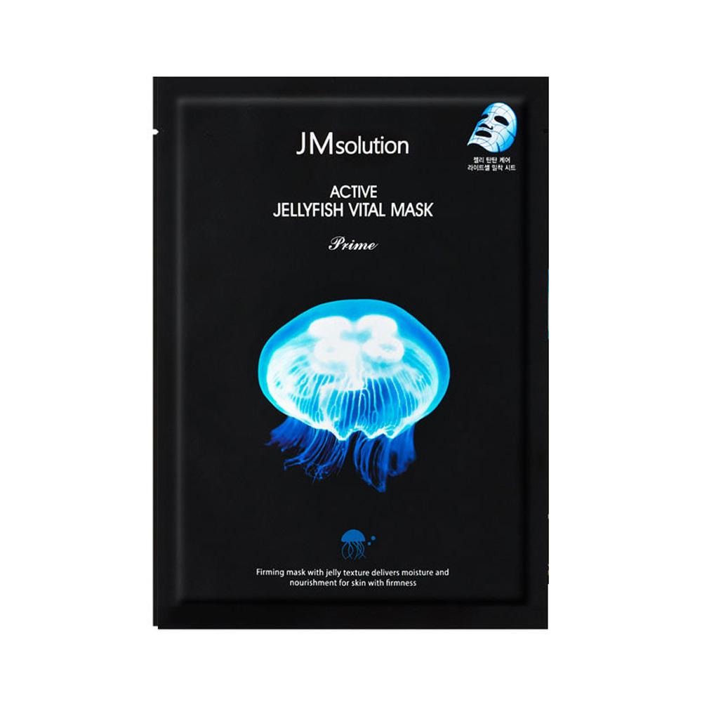 Mặt Nạ Jm Solution Dưỡng Ẩm Nâng Cơ Từ Sứa Biển Active Jellyfish Vital Mask Prime