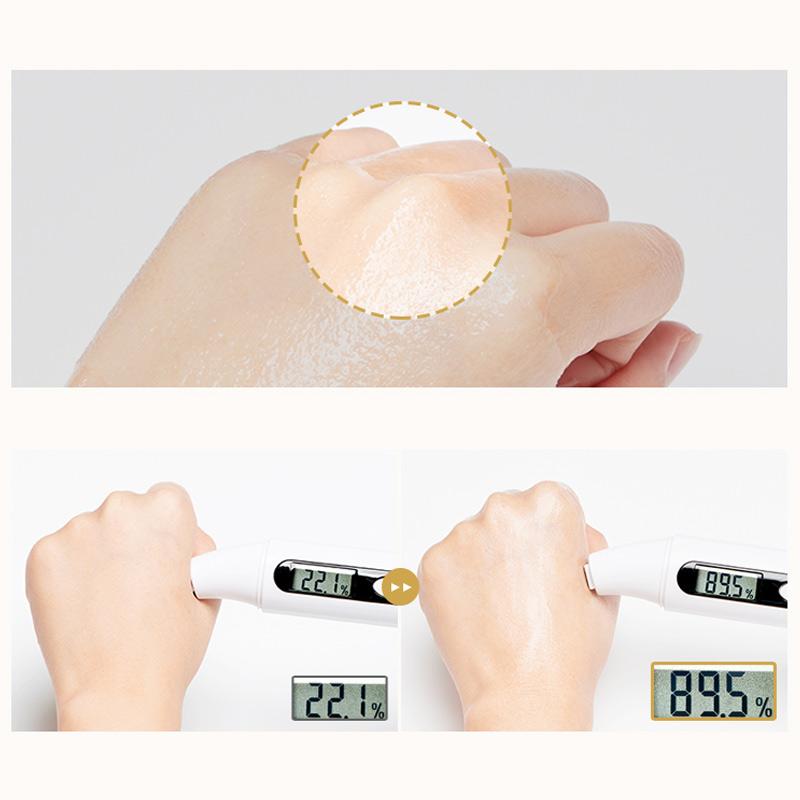 Mặt Nạ Dưỡng Da JM Solution Cá Tầm Vàng 30ml Active Golden Caviar Nourishing Mask Prime