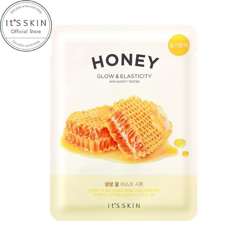 Mặt Nạ It'S Skin Mật Ong Dưỡng Da Căng Bóng & Săn Chắc The Fresh Mask Sheet Honey