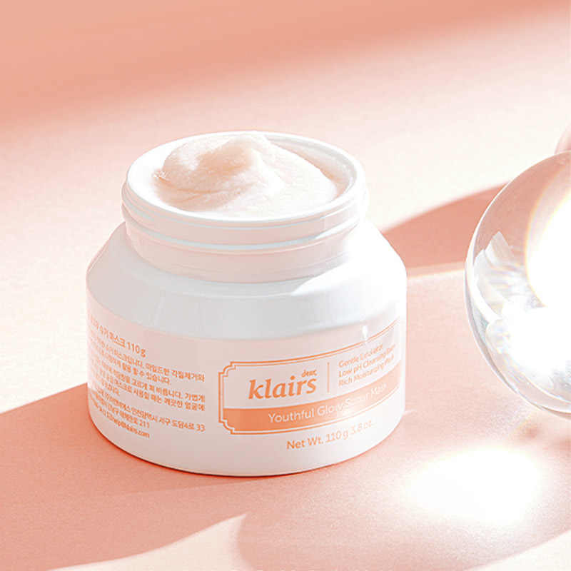 Mặt Nạ Klairs Youthful Glow Sugar Mask 110g