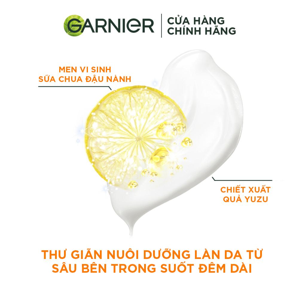 Kem Dưỡng Garnier Light Complete Speed Serum Cream SPF30 50ml