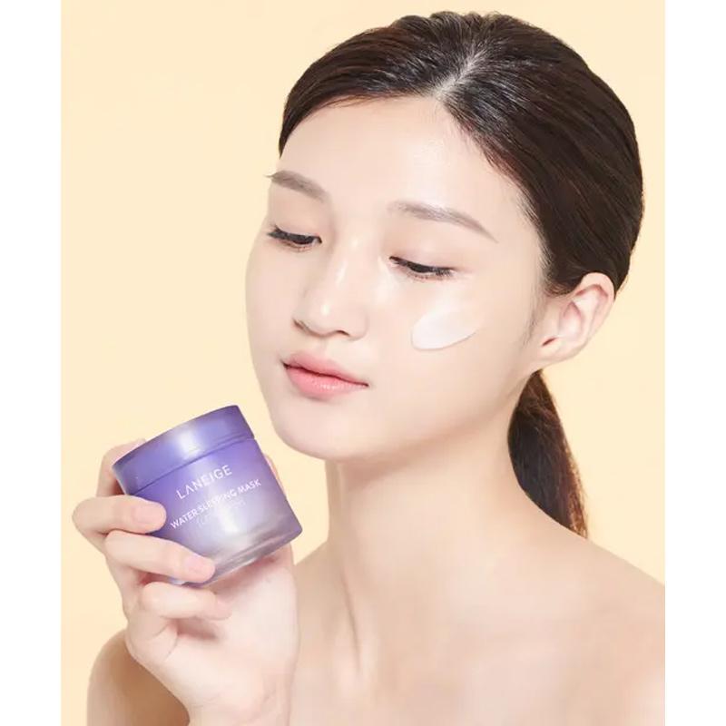 Mặt Nạ Ngủ Laneige Cung Cấp Nước Hương Lavender Water Sleeping Mask Lavender 70mlr