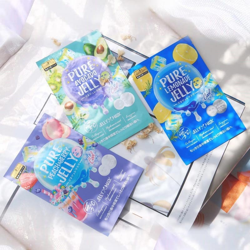 Mặt Nạ Thạch Sexylook Jelly 38ml