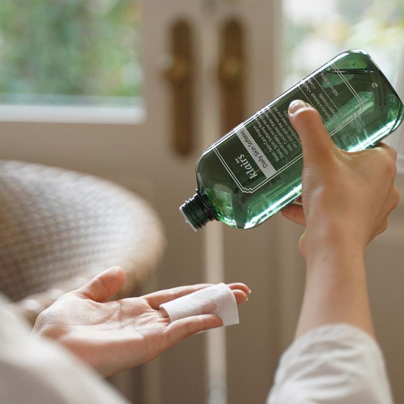 Nước Cân Bằng Klairs Tẩy Tế Bào Chết Làm Mềm Da Daily Skin Softening Water