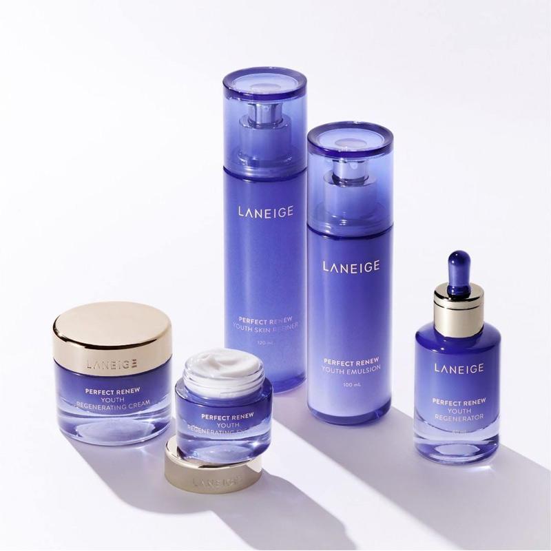 Nước Cân Bằng Laneige Perfect Renew Youth Skin Refiner 120ml