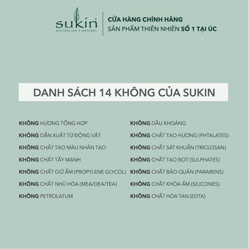 Sukin Blemish Control Pore Perfecting Toner 125ml