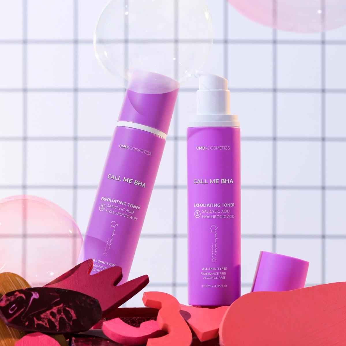 Nước Hoa Hồng CMD Cosmetics Tẩy Tế Bào Chết Hóa Học 120ml