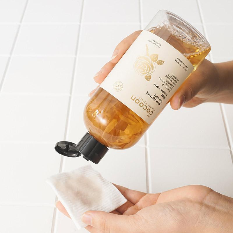 Nước Tẩy Trang Cocoon Chiết Xuất Hoa Hồng Rose Micellar Water 300ml