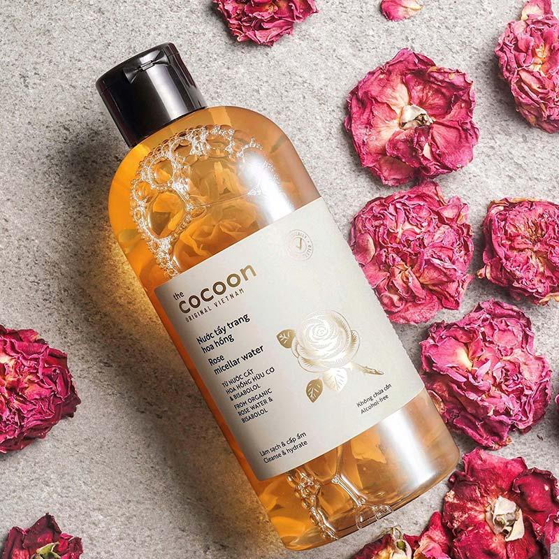 Nước Tẩy Trang Cocoon Chiết Xuất Hoa Hồng 300ml | Hasaki.vn