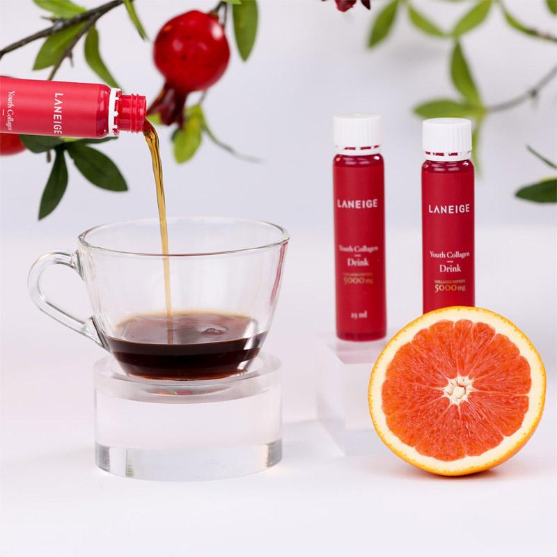 Nước Uống Laneige Youth Collagen Drink 25ml x 30 Lọ