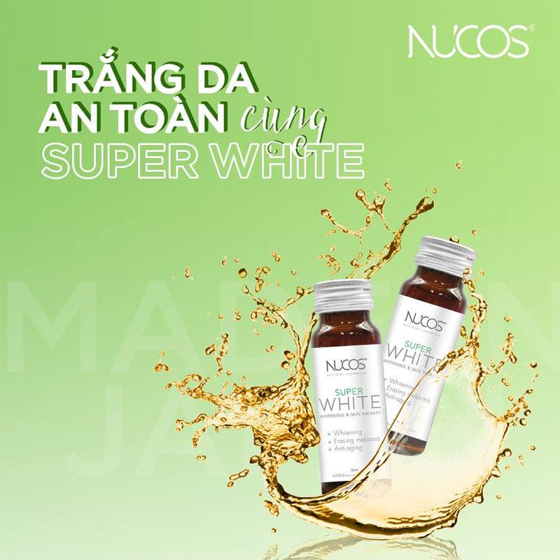 NUCOS Super White Whitening & Shining Skin