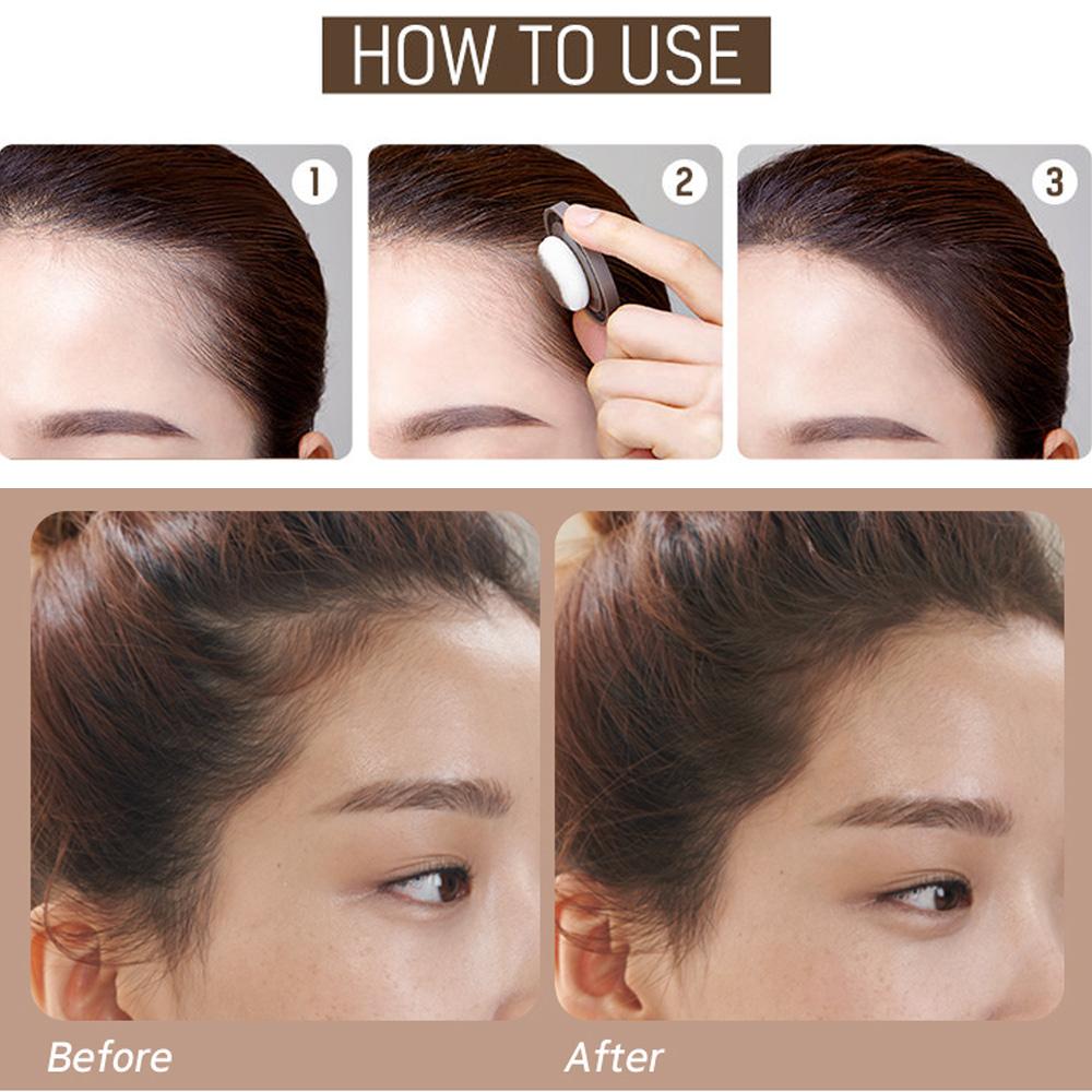 HDSD Phấn Che Khuyết Điểm Tóc Mamonde Pang Pang Hair Shadow 3.5g