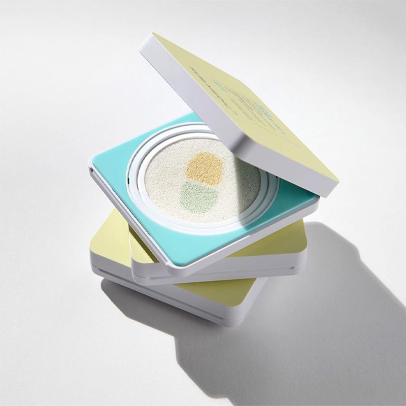 Phấn Nước Sur.Medic+ Chống Nắng, Dưỡng Ẩm, Che Phủ Cao Protection Moisture Sun Cushion SPF50+ PA+++