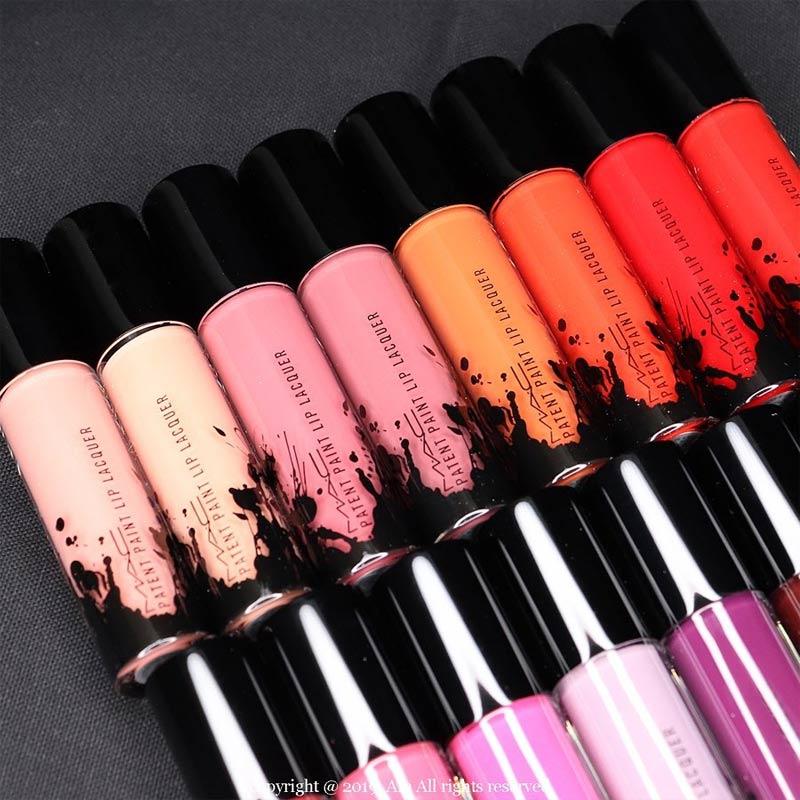 Son Kem Bóng MAC Patent Paint Lip Lacquer