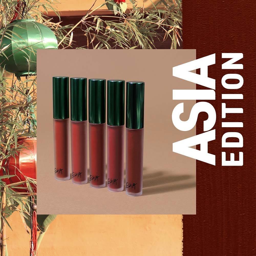 Son Kem Lì Bbia Last Velvet Lip Tint Asia Edition 5g