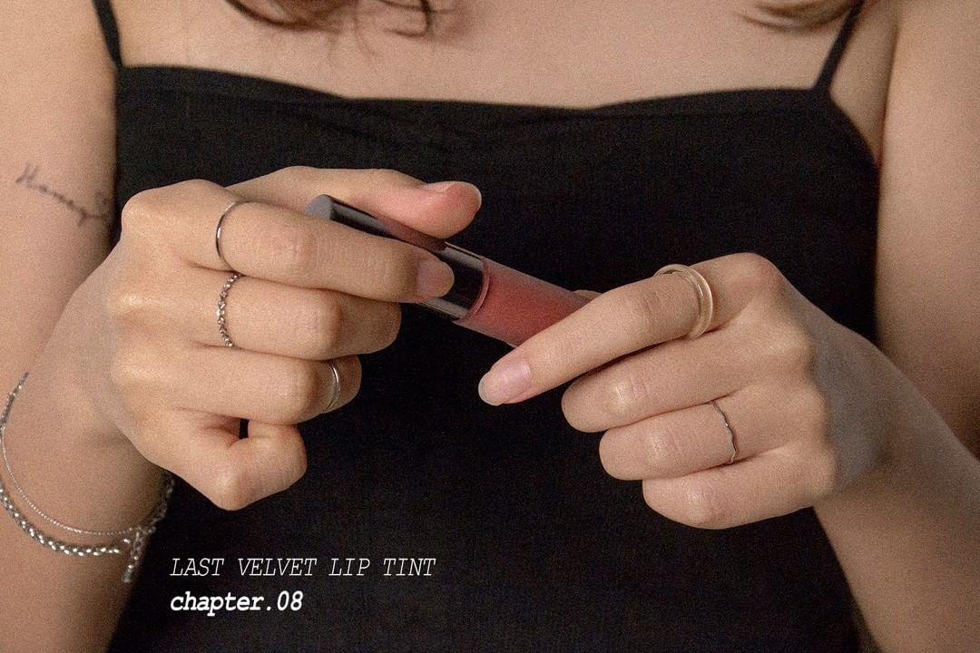 Son Kem Lì Bbia Last Velvet Lip Tint Version 8