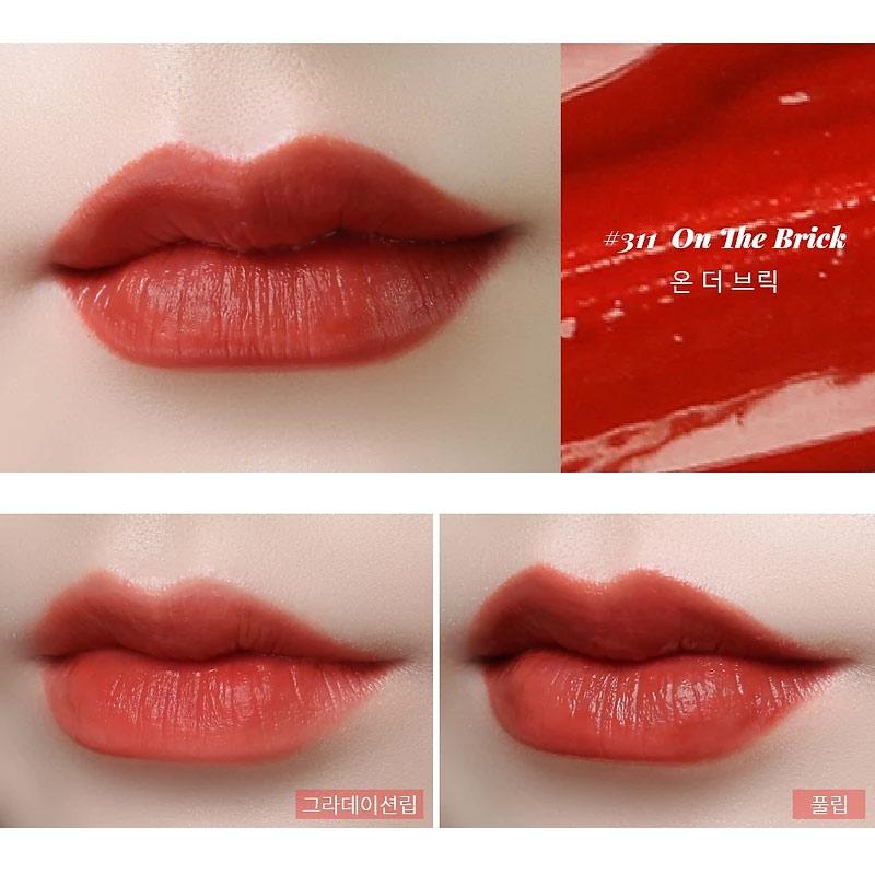Son Kem Lì Chou Chou Professional Matt Lip Color 311