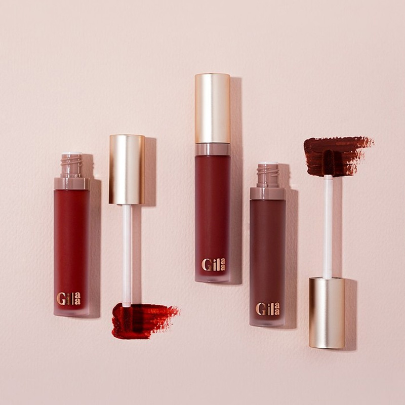 Son Kem Lì Gilaa Long Wear Lip Cream 5g