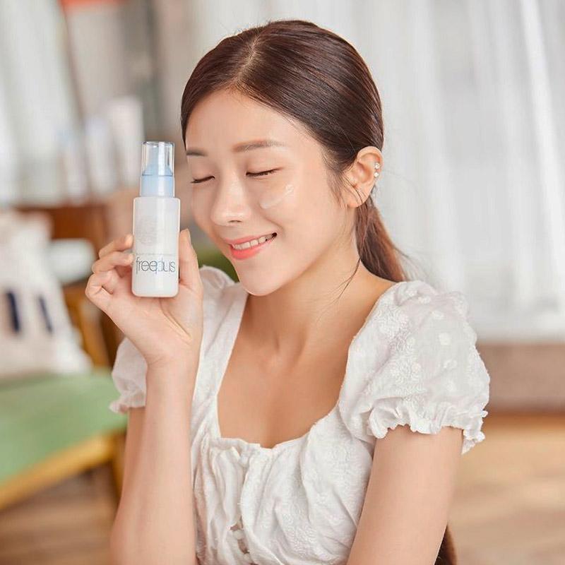 Sữa Dưỡng Ẩm Freeplus Dịu Nhẹ Moist Care Emulsion