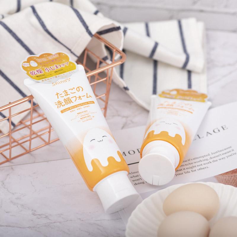 Sữa Rửa Mặt Shina'S Làm Sáng Da, Mờ Nám Từ Trứng 120g