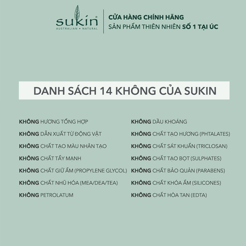 Sukin Blemish Control Clearing Facial Wash 125ml