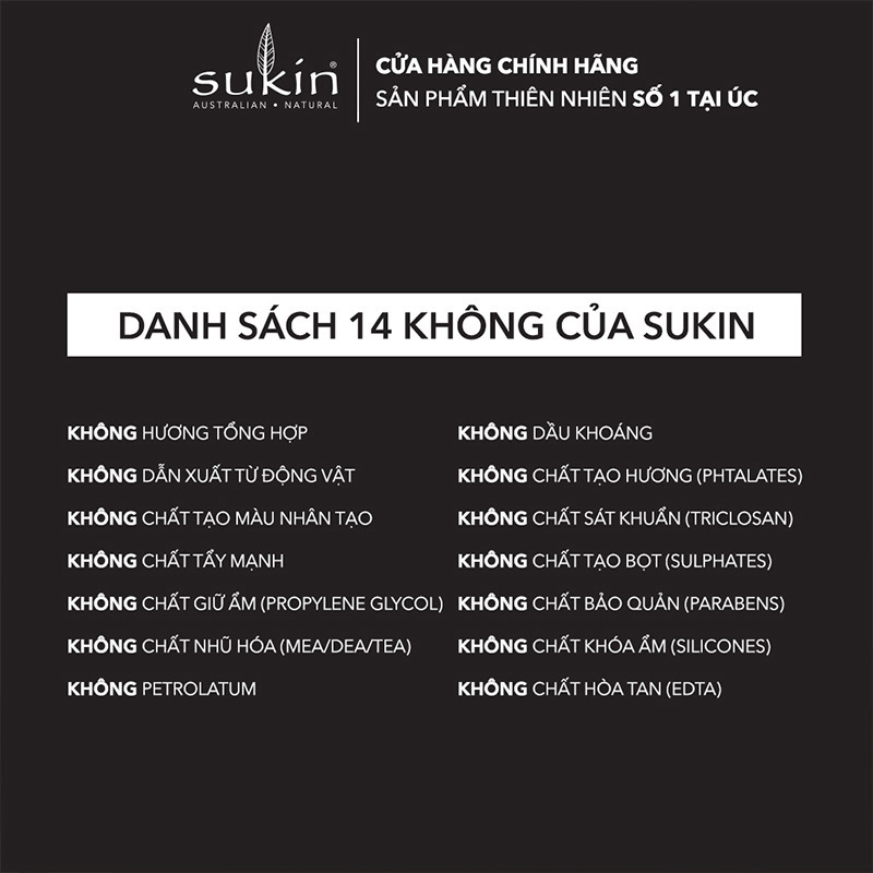 Độ an toàn Sữa Rửa Mặt Sukin Cho Nam Làm Sạch Dầu Thừa For Men Facial Cleanser 225ml