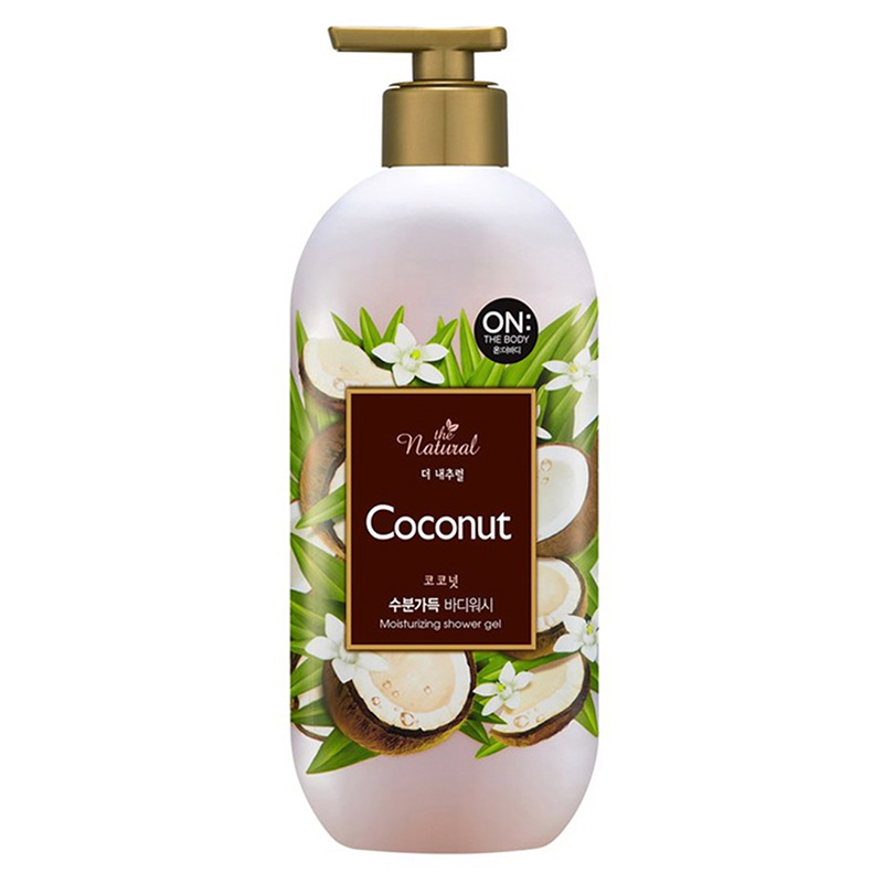Sữa Tắm On: The Body The Natural Hương Dừa The Natural Coconut 500g