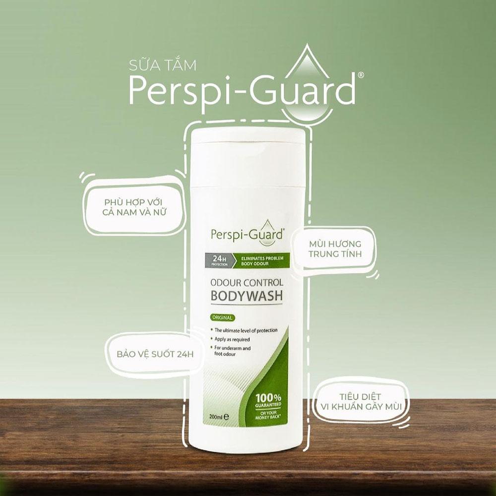 Sữa Tắm Perspi-Guard Odour Control Body Wash 200ml