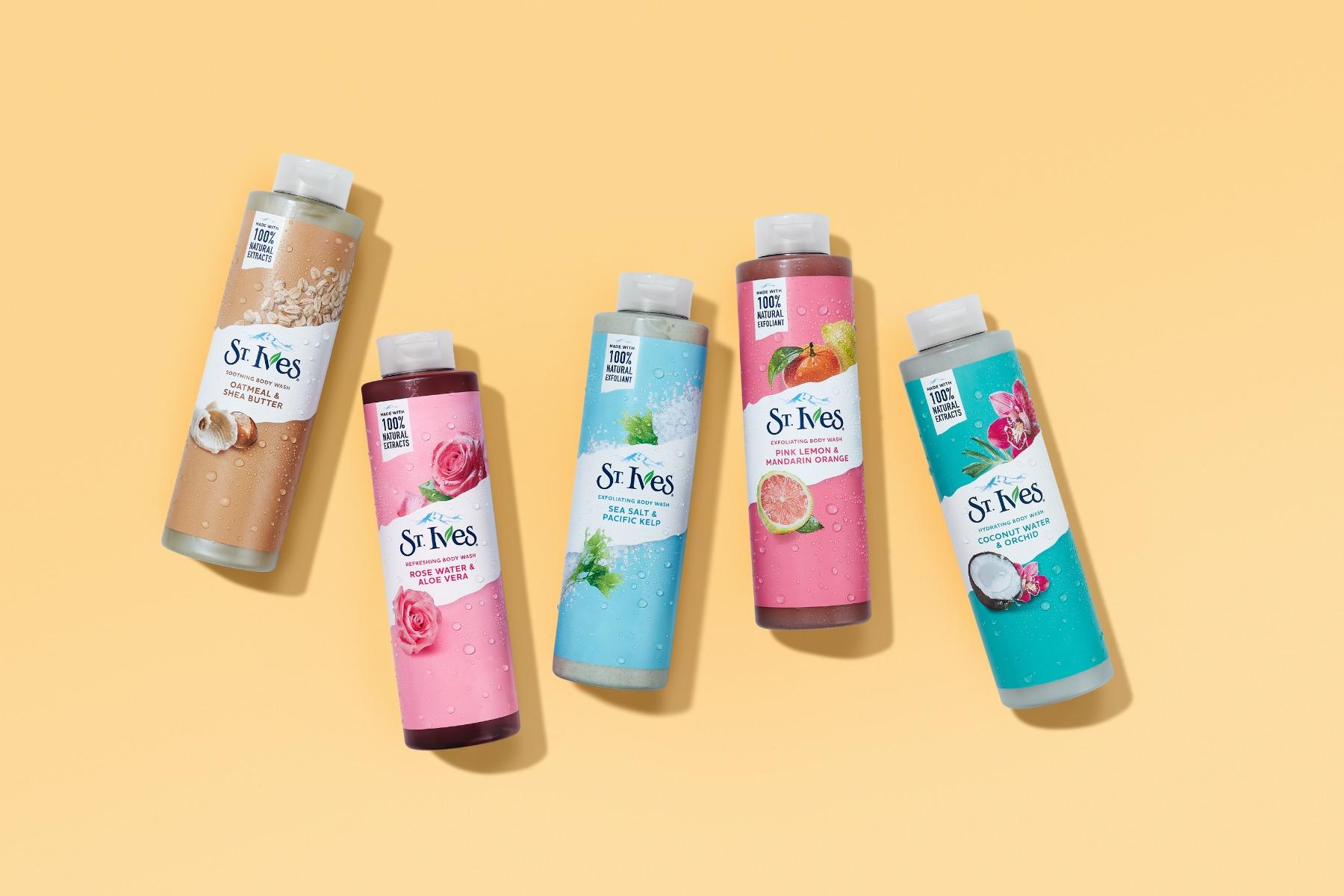 Sữa Tắm St.Ives Dưỡng Da Body Wash