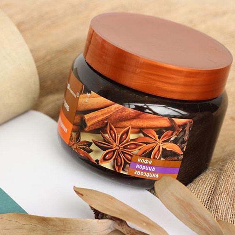 Tẩy Da Chết Toàn Thân Eksklyuziv Kosmetik Chiết Xuất Quế Hồi Và Café Gel Scrub Coffee Cinanmon Cloves 380g