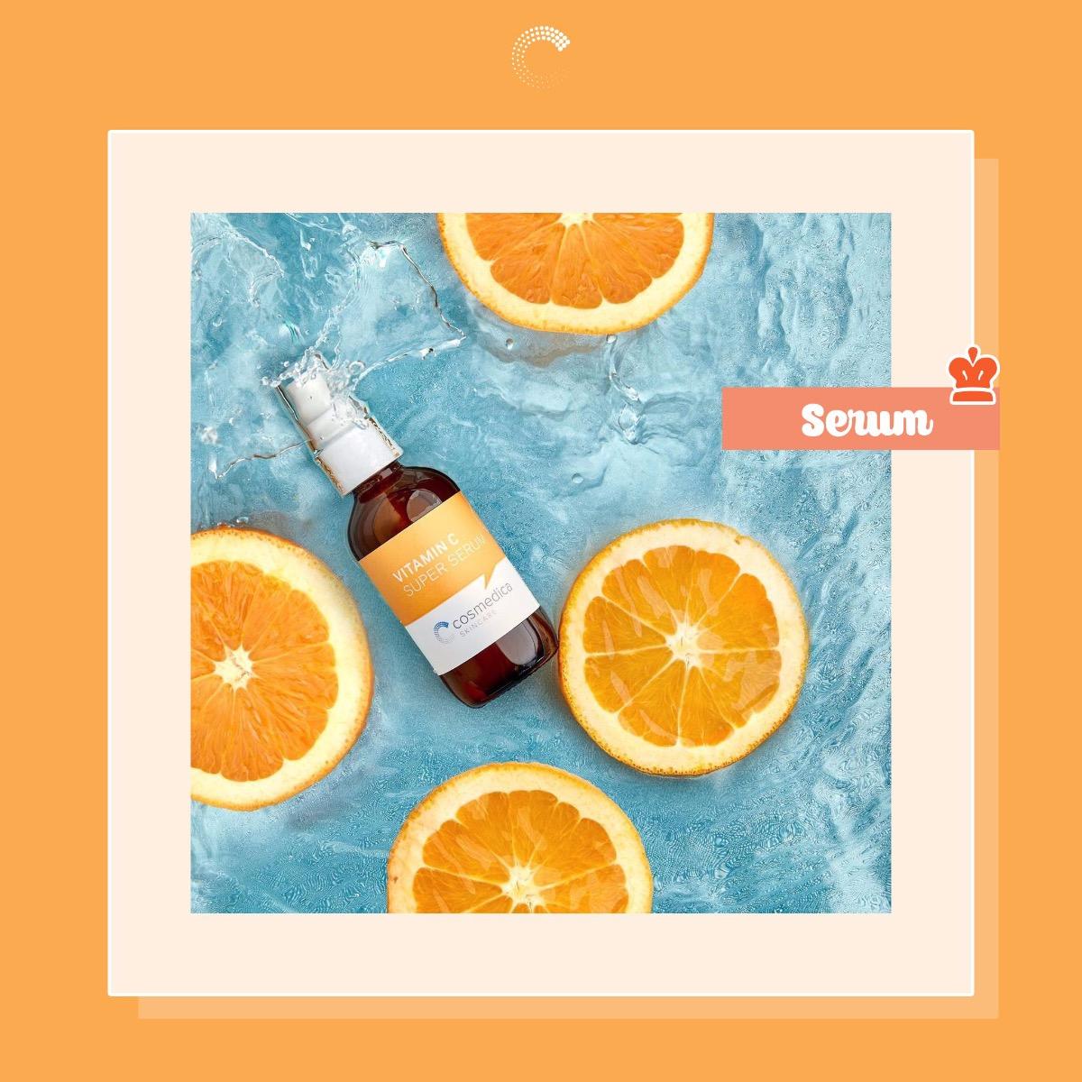 Tinh Chất Cosmedica Vitamin C Dưỡng Sáng, Đều Màu Da