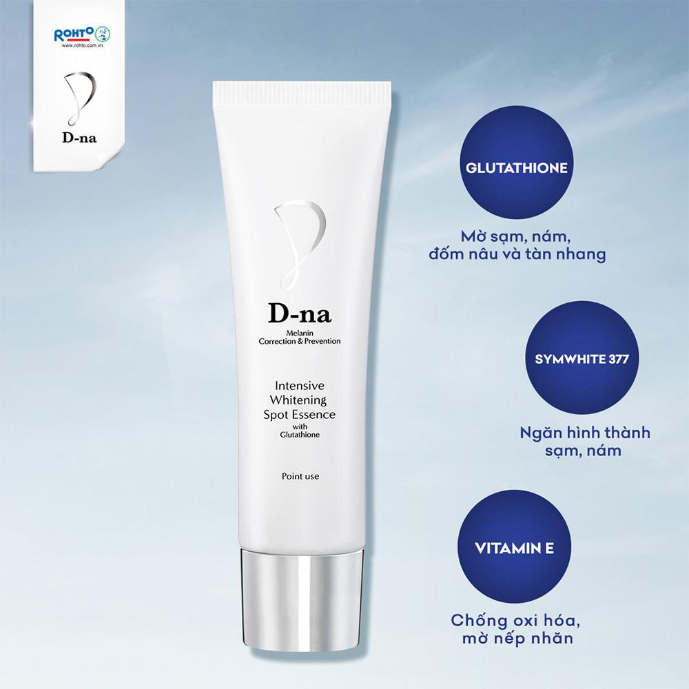 Tinh Chất D-Na Intensive Whitening Spot Essence Hasaki