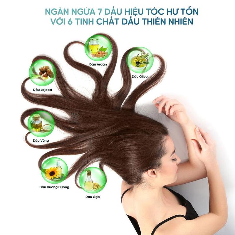 Tinh Chất Dưỡng Tóc Mega We Care NNO Serum Hair