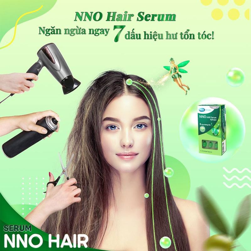 Mega We Care NNO Serum Hair