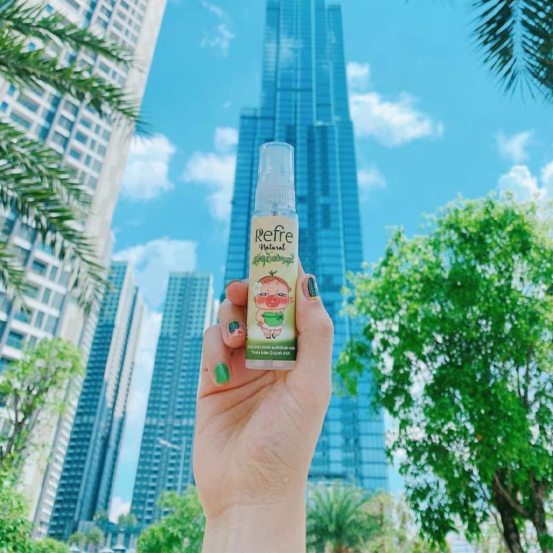 Refre Natural Green Tea QAKA 30ml