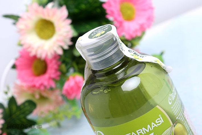 Gel Tắm Dưỡng Da Chiết Xuất Olive Farmasi 375ml