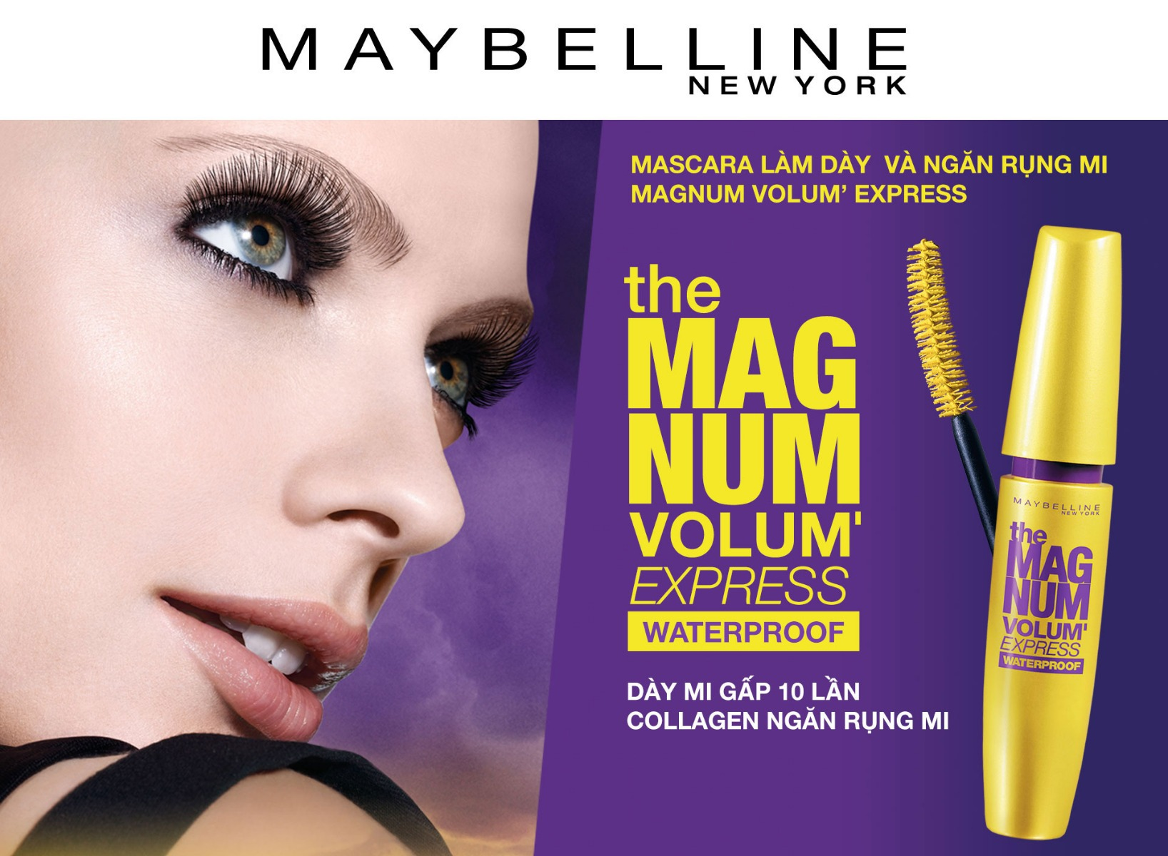 Mascara Maybelline Lash Sensational