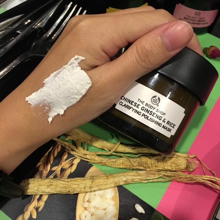 Kết quả hình ảnh cho mặt nạ the body shop rice
