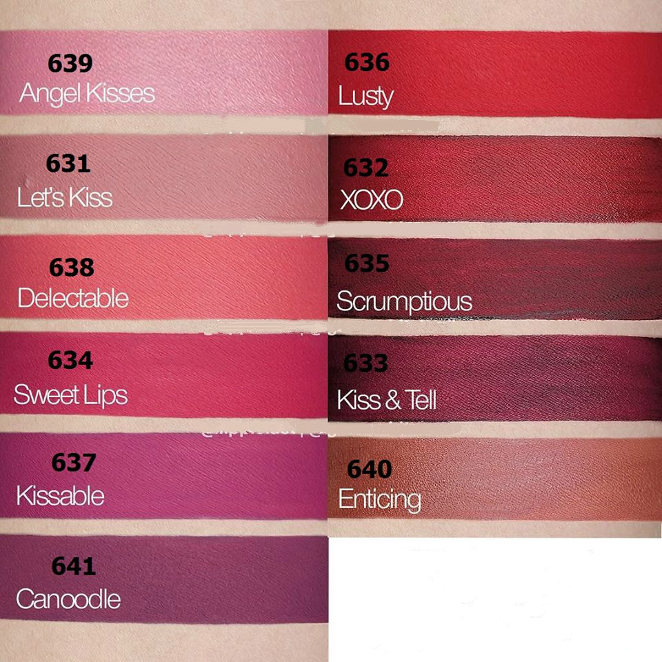 Son Kem L Lu Phai La Colors Pout Lipgloss 641 Canoodle
