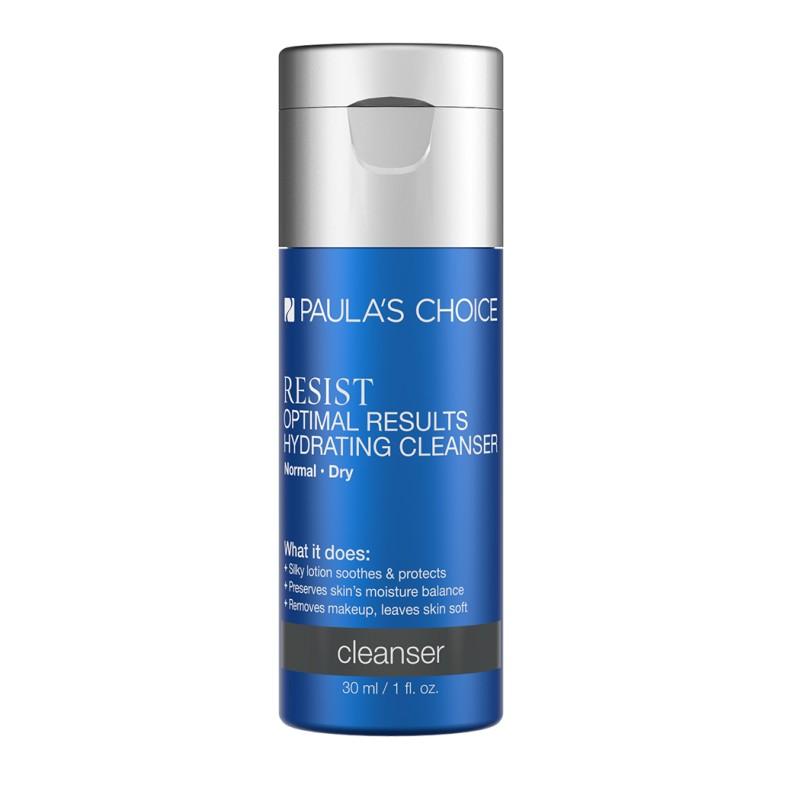 Sửa Rửa Mặt Dạng Kem Resist Optimal Results Hydrating Cleanser 190ml