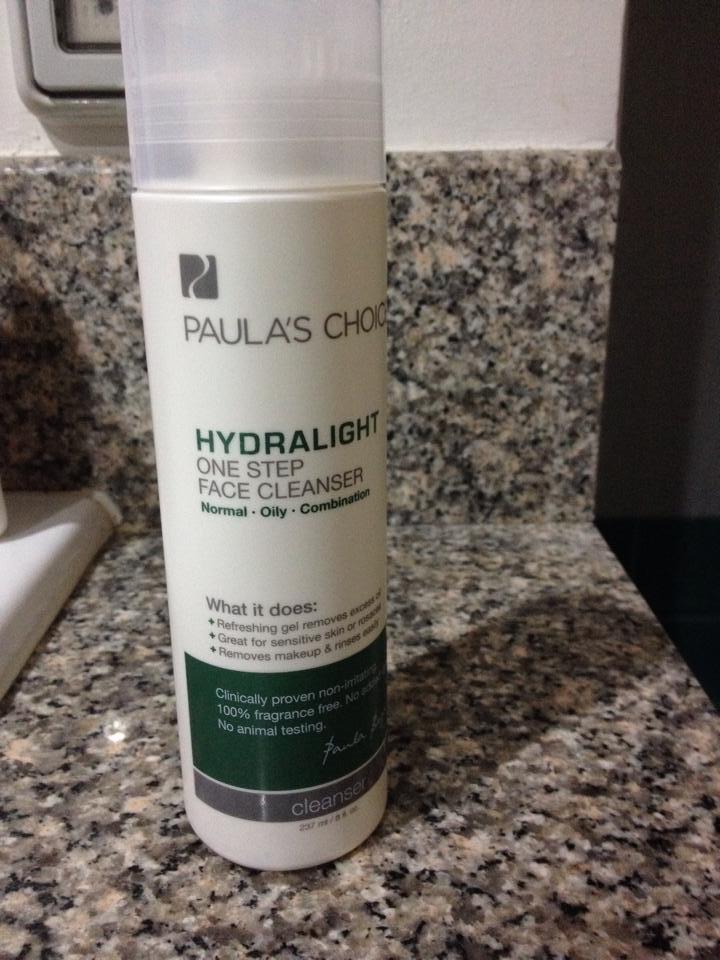 Sữa Rửa Mặt Dưỡng Ẩm Dạng Gel Hydralight One Step Face Cleanser 237ml