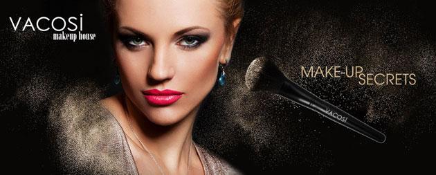 Bông Phấn Ướt Tam Giác BP14 6 Miếng Vacosi Collection Pro Makeup